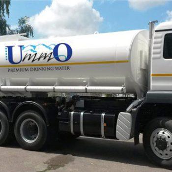 Purified 11,000 Gallon Tanker