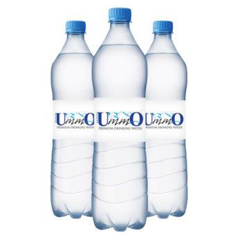 Ummo Water Drinking Water 1.5 Littre 12 Bottle Pack