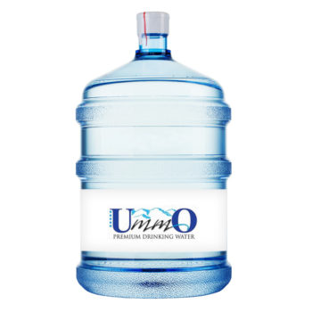 Ummo Water Drinking Water 19 Littre