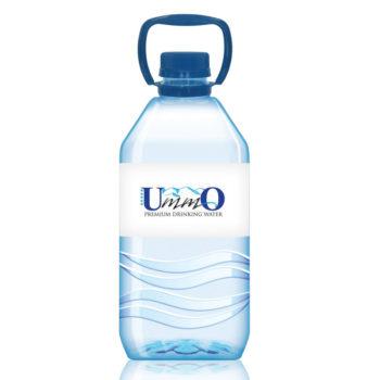 Ummo Water Drinking Water 5 Littre
