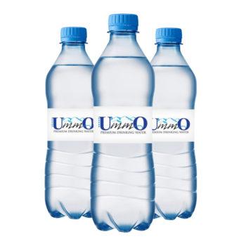 Ummo Water Drinking Water 600 Ml 24 Bottles Pack